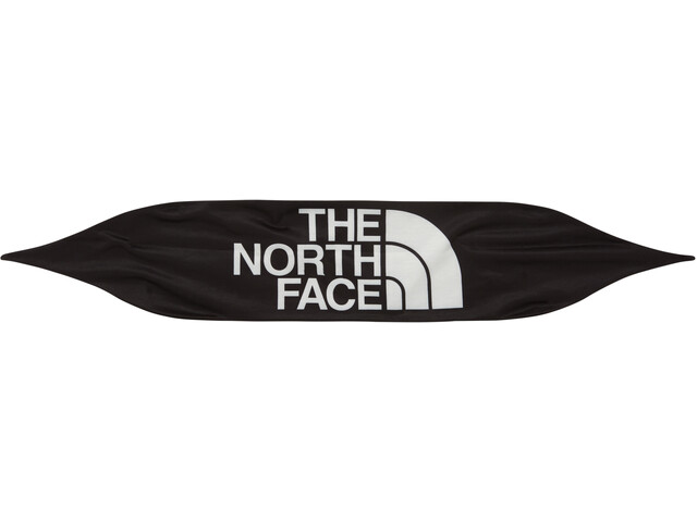 The North Face Dipsea Tie Headband tnf black/tnf white